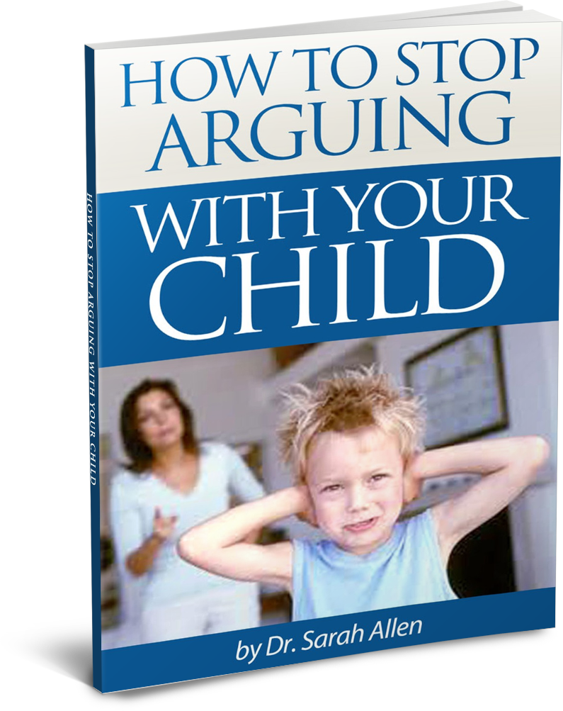 How To Stop Arguing With Your Child