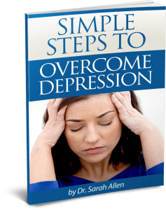 SIMPLE STEPS TO OVERCOME DEPRESSION ebook