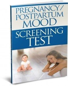 PREGNANCY / POSTPARTUM MOOD SCREENING TEST EBOOK