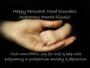May is PPMD Awareness Month in IL