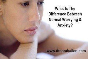Normal anxiety medium