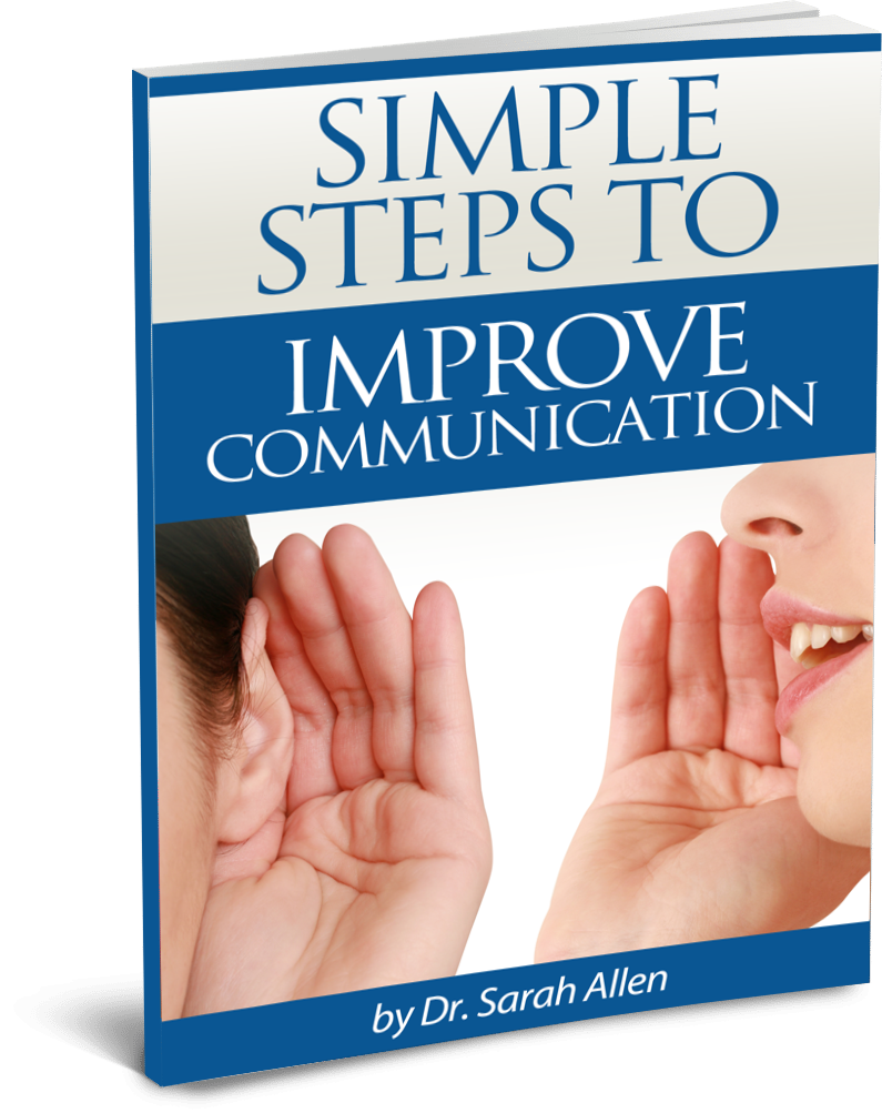 SIMPLE STEPS TO IMPROVE COMMUNICATION ebook